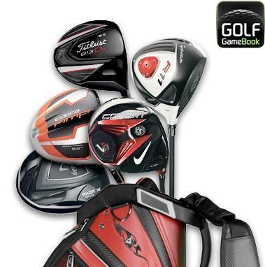 Which one of these beauties you'd like to get? Play round of golf with GameBook in January or go to our Facebook / Twitter page and you might get it!