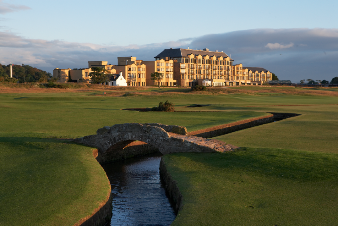 Old Course Hotel Spa