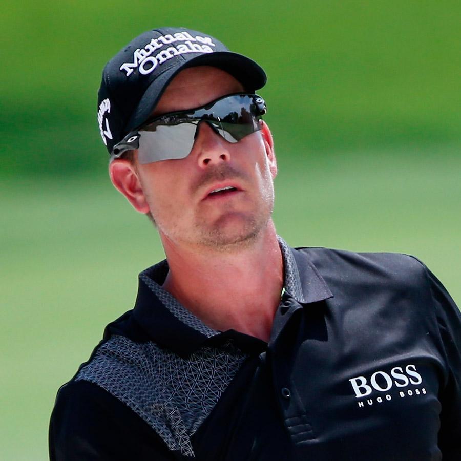 Henrik Stenson is Felix's all-time favorite golfer.