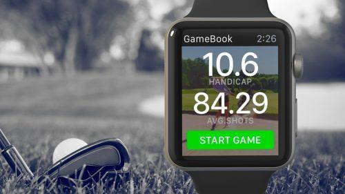Golf GameBook | Apple Watch | golf gps livescoring digital scorecard